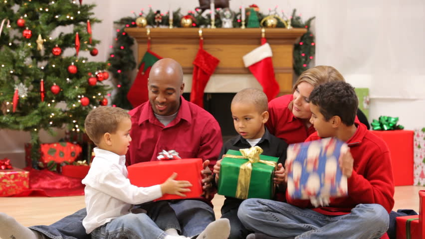 Family Christmas.Adopt A Family Union Mission Ministries